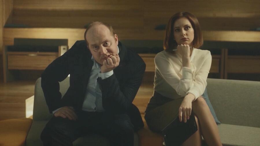 Кадр из сериала «Мылодрама»
