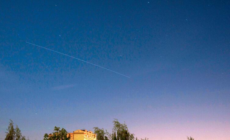 Как увидеть в небе МКС? Запросто!