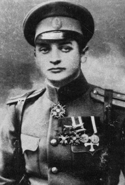 Михаил Николаевич Тухачевский в годы Первой мировой войны