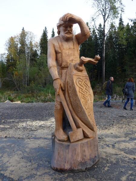 Ильмаринен— герой эпоса