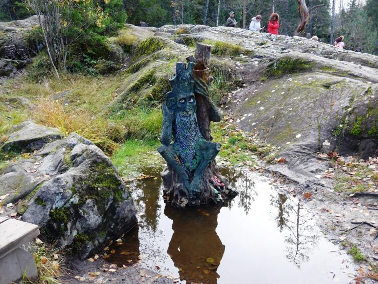 Что посмотреть в Карелии? Экскурсия в Горный парк Рускеала, день второй