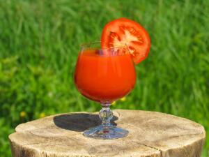 Кто изобрел томатный сок?
