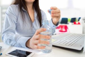 Что делать, если вы пролили жидкость на свой ноутбук?