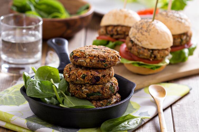 Как приготовить домашние котлеты без мяса?