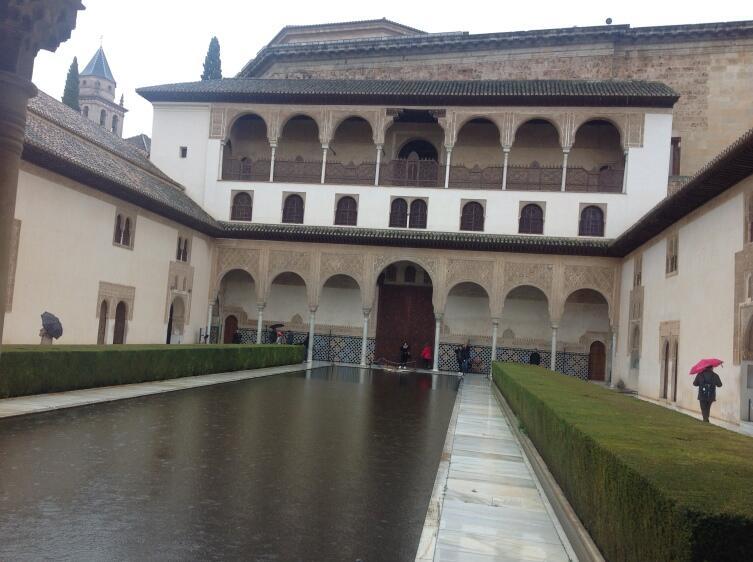 Почему стоит поехать в Андалусию зимой или ранней весной? Часть 6: Гранада