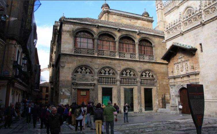 Кафедральный собор Гранады снаружи