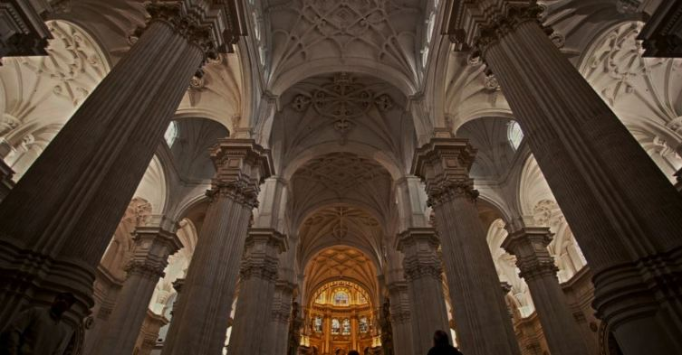 Кафедральный собор изнутри