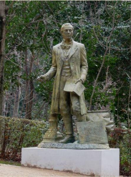 Памятник Ирвингу Вашингтону
