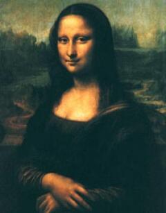"""Знаменитая """"Джоконда"""" Леонардо да Винчи демонстрирует все прелести красавицы Возрождения — высокий лоб, выщипанные брови, телесную статность."""