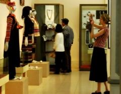 Выставочный зал Музея женщин во Вьетнаме