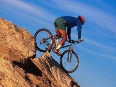 Не на всяком горном велосипеде можно рвануть в горы...