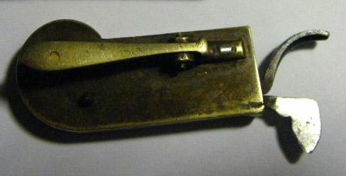 Скарификатор — средневековый инструмент для кровопускания