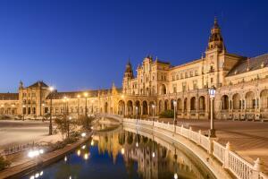 Почему стоит поехать в Андалусию зимой или ранней весной? Часть 3: знакомство с Севильей
