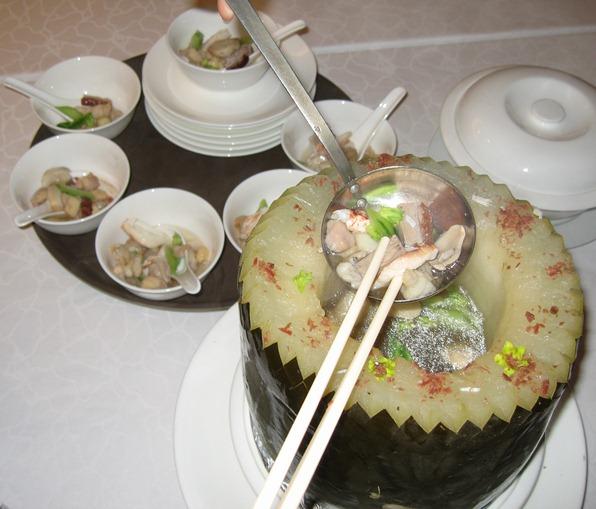 Суп из бенинказы