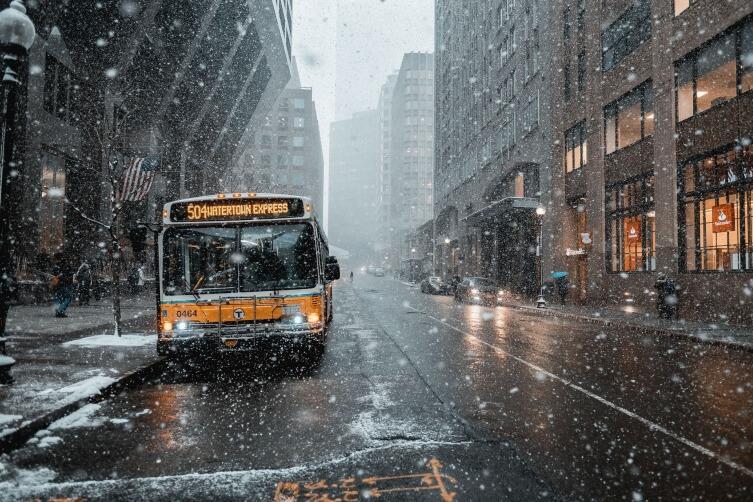 Поездка на автобусе в соседний город - тоже путешествие