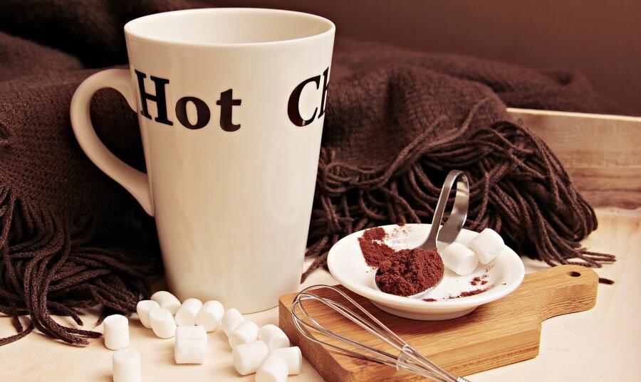 Чем полезен напиток из порошка какао?