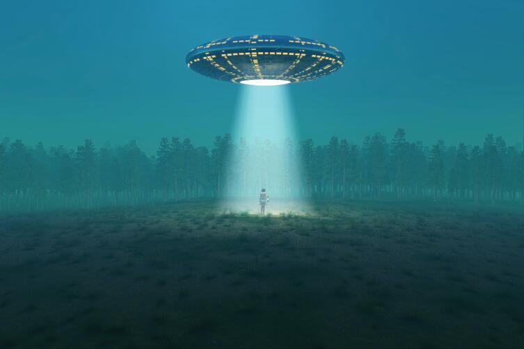 А вы верите в НЛО?