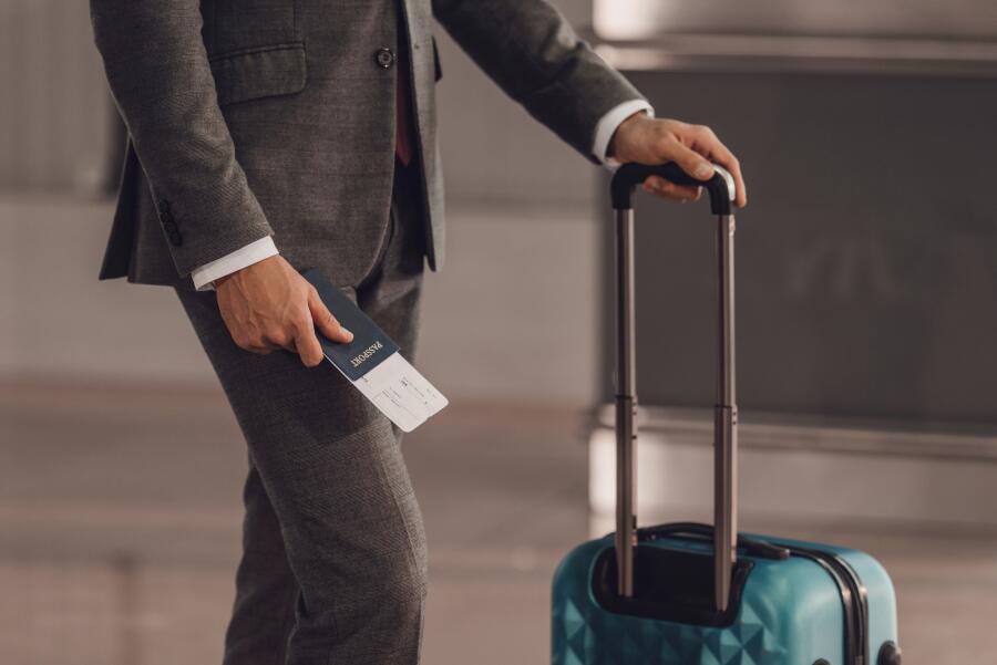 Можно ли эффектно сесть в самолёт?