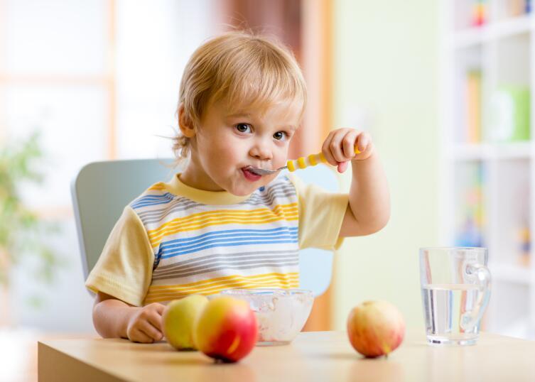 Какие продукты укрепят иммунитет ребенка весной?