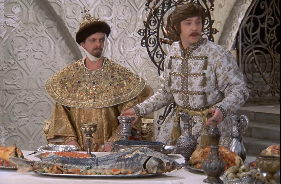 Что ел царь Иван Грозный?