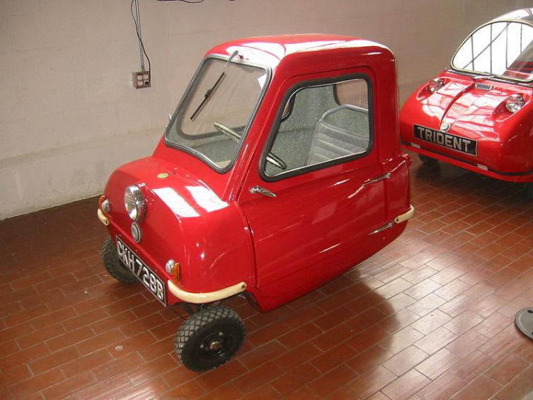 Какие автомобили - самые маленькие?