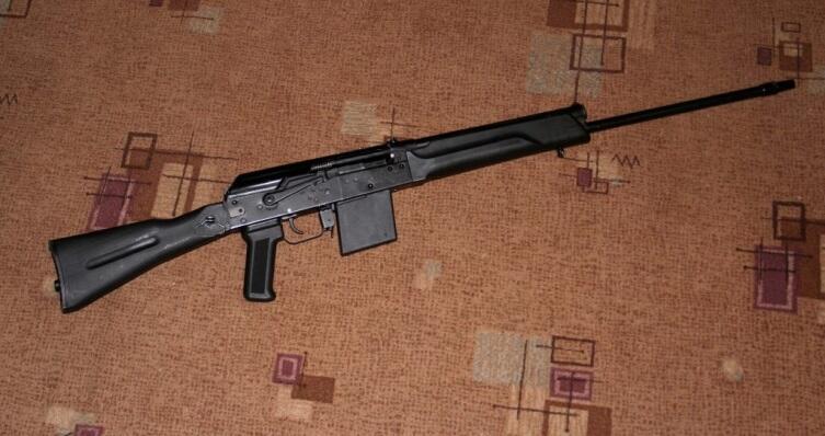 Гладкоствольное ружье Сайга 410С
