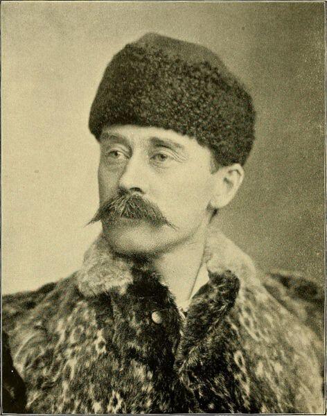 Роберт Пири, 1898 г.
