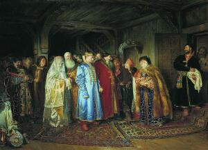 Какой была первая брачная ночь на Руси?