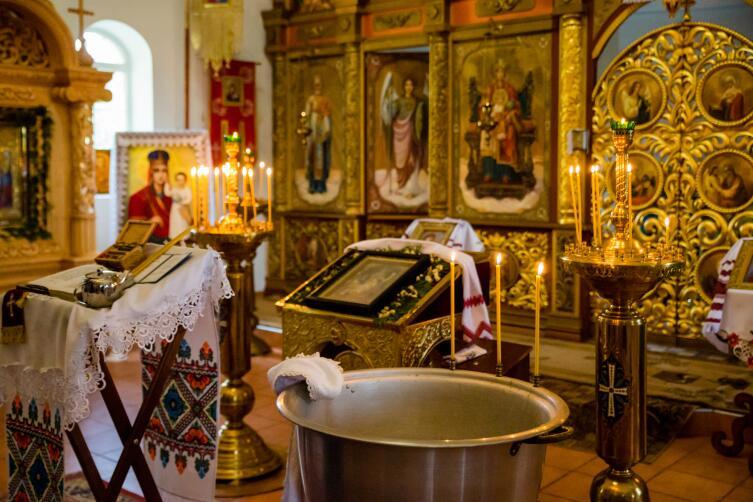 Крещение — по сути, подготовка к возможной смерти