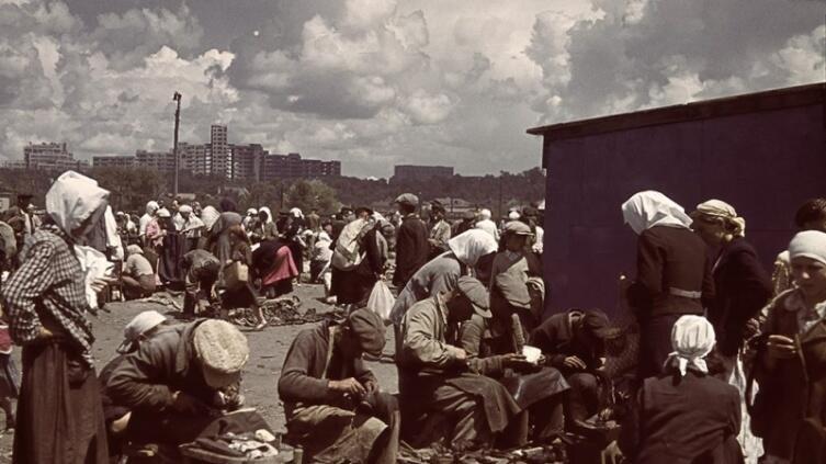 Харьков под оккупацией, 1942 г.