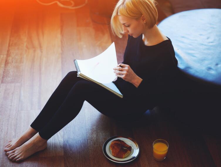 Бумага, музыка, переживание заново - начните прорабатывать свои страхи