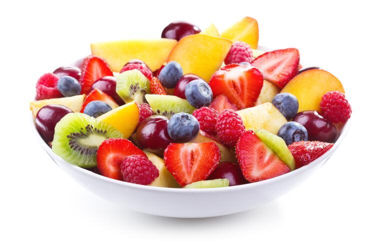Как приготовить салаты для диабетика?