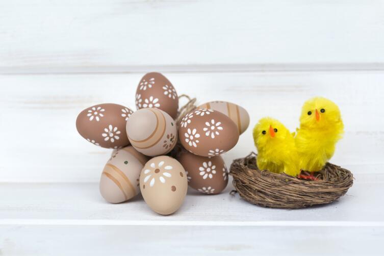 Символы Пасхи. Когда кролик стал нести яйца?