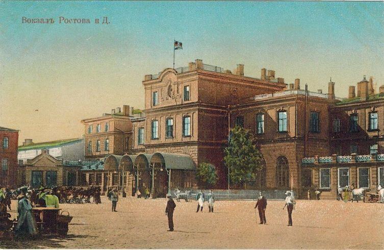 Вокзал Ростова-на-Дону