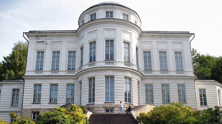 Богородицк, Дворец-музей графов Бобринских