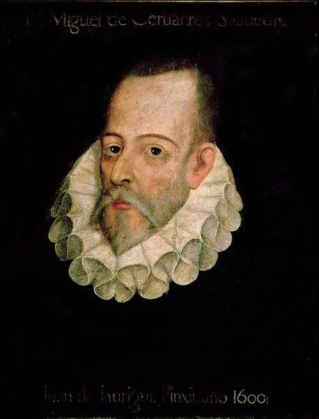 Мигель Сервантес