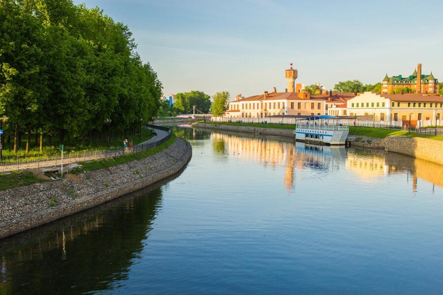 Путешествие по России: чем гордится Иваново - город ситца и невест?