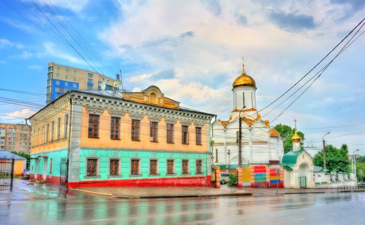 Церковь Святой Троицы в Иваново