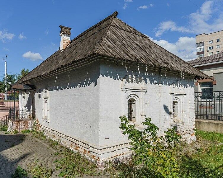 Щудровская палатка (старейшее гражданское здание города) в Иванове