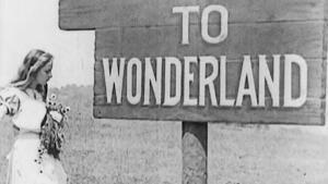 Алисин кинозал - 7. Что мы знаем о первых - немых - экранизациях «Алисы в Стране чудес»?