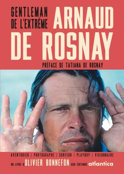 Арно де Росно на обложке журнала