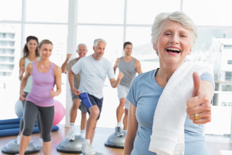 Большая потеря мышечной массы приходится на нижние конечности