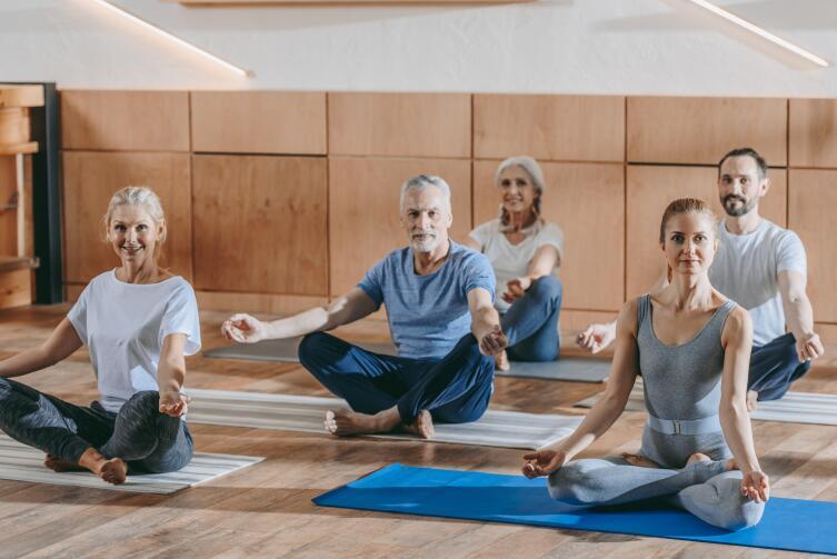 Йога - хорошо, но как дополнение к силовому тренингу