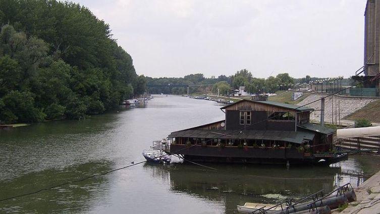 Река Тимиш в наши дни