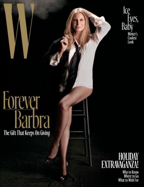Барбре Стрейзанд до сих пор н стыдно показаться публике в виде, заставляющем забыть о ее возрасте