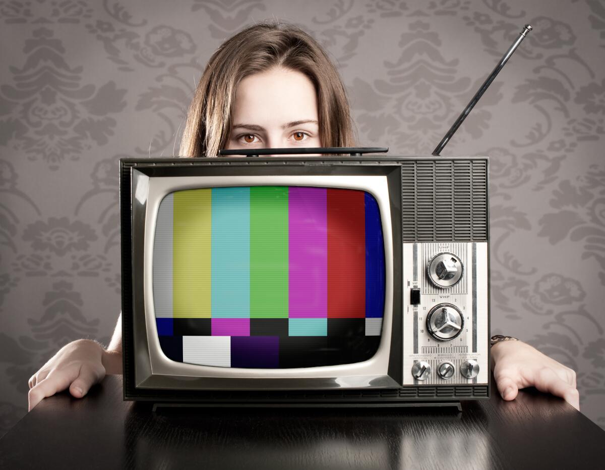 Картинка цифровой телевизор