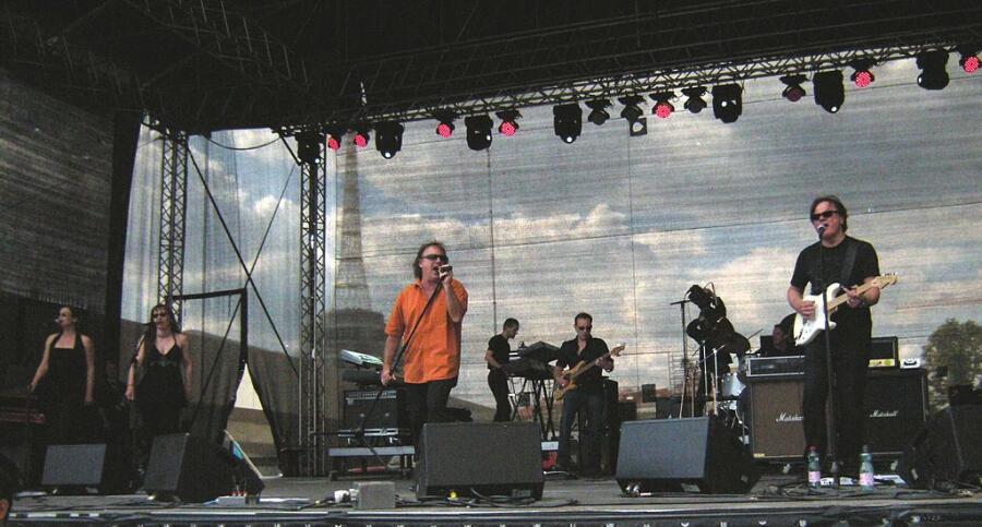 Группа OPUS в 2008 г.