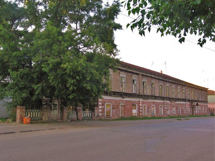 Училище, из которого исключили Грина