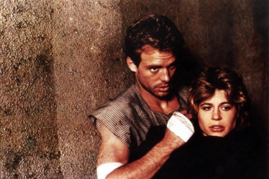Кадр из фильма «Терминатор», 1984 г.