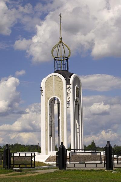 Мемориал погибшим в Мясном Бору